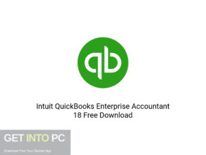 Intuit QuickBooks Enterprise Accountant 18 Latest Version Download-GetintoPC.com
