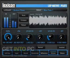 Lexicon LXP Native Reverb Direct Link Download-GetintoPC.com