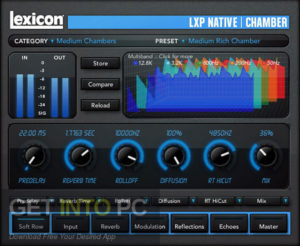 Lexicon LXP Native Reverb Offline Installer Download-GetintoPC.com