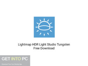 Lightmap HDR Light Studio Tungsten Latest Version Download-GetintoPC.com