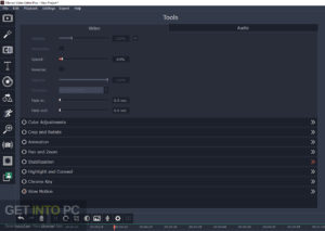 Movavi Video Editor Plus 2020 Offline Installer Download-GetintoPC.com