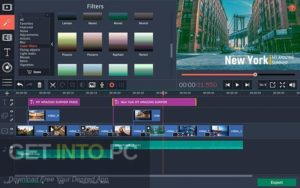Movavi Video Suite 2020 Offline Installer Download-GetintoPC.com