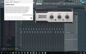 Native Instruments Transient Master Free Download-GetintoPC.com