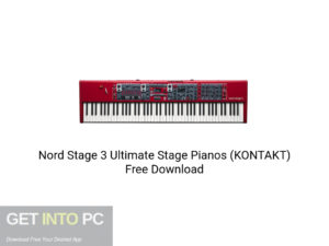 Nord Stage 3 Ultimate Stage Pianos (KONTAKT) Latest Version Download-GetintoPC.com