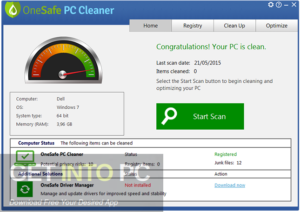 OneSafe PC Cleaner Pro Direct Link Download-GetintoPC.com