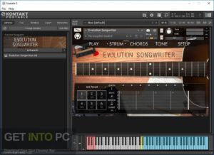 Orange Tree Samples Evolution Songwriter (KONTAKT) Direct Link Download-GetintoPC.com