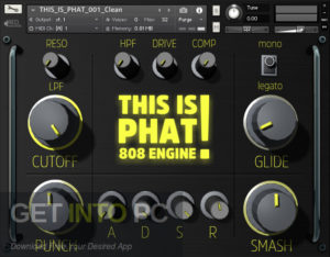 Red Sounds This Is Phat 808 Engine Free Download-GetintoPC.com
