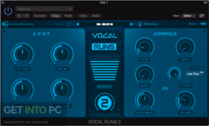 StudioLinked Vocal Runs 2 Offline Installer Download-GetintoPC.com