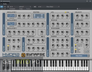 Synapse Audio Hydra Direct Link Download-GetintoPC.com