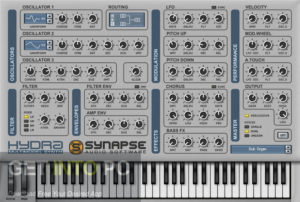 Synapse Audio Hydra Free Download-GetintoPC.com