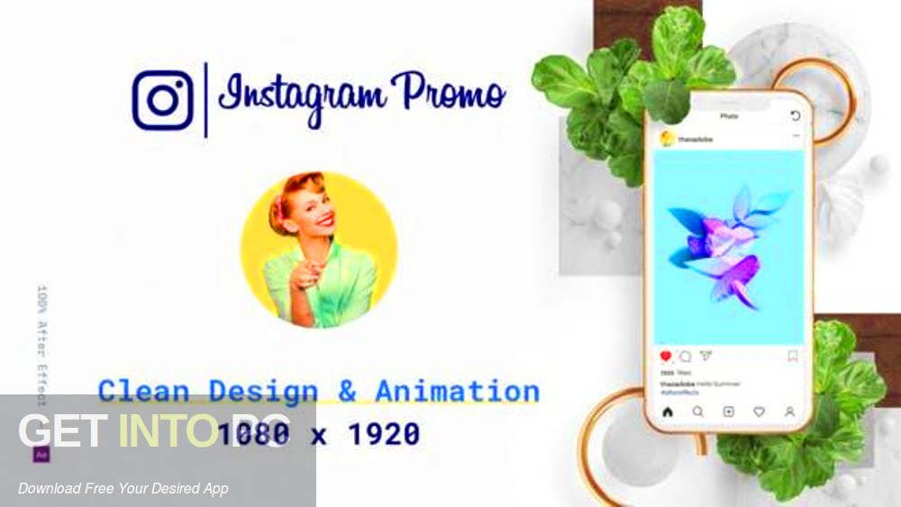 VideoHive - Instagram Promotion Free Download-GetintoPC.com