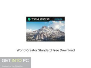 World Creator Standard Latest Version Download-GetintoPC.com