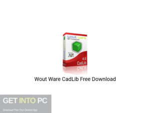 Wout Ware CadLib Latest Version Download-GetintoPC.com