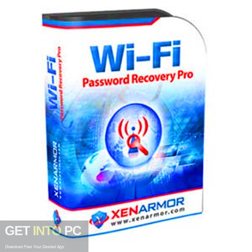 XenArmor WiFi Password Recovery Pro Enterprise 2018 Free Download-GetintoPC.com