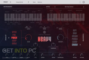 uJAM Virtual Drummer HEAVY Direct Link Download-GetintoPC.com