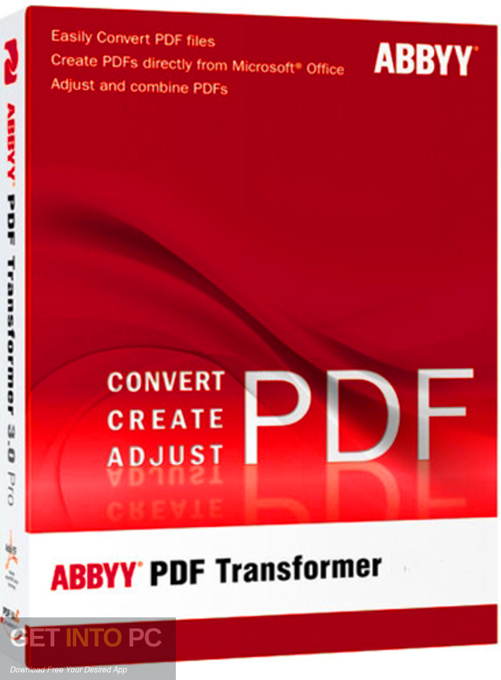 ABBYY PDF Transformer Free Download-GetintoPC.com