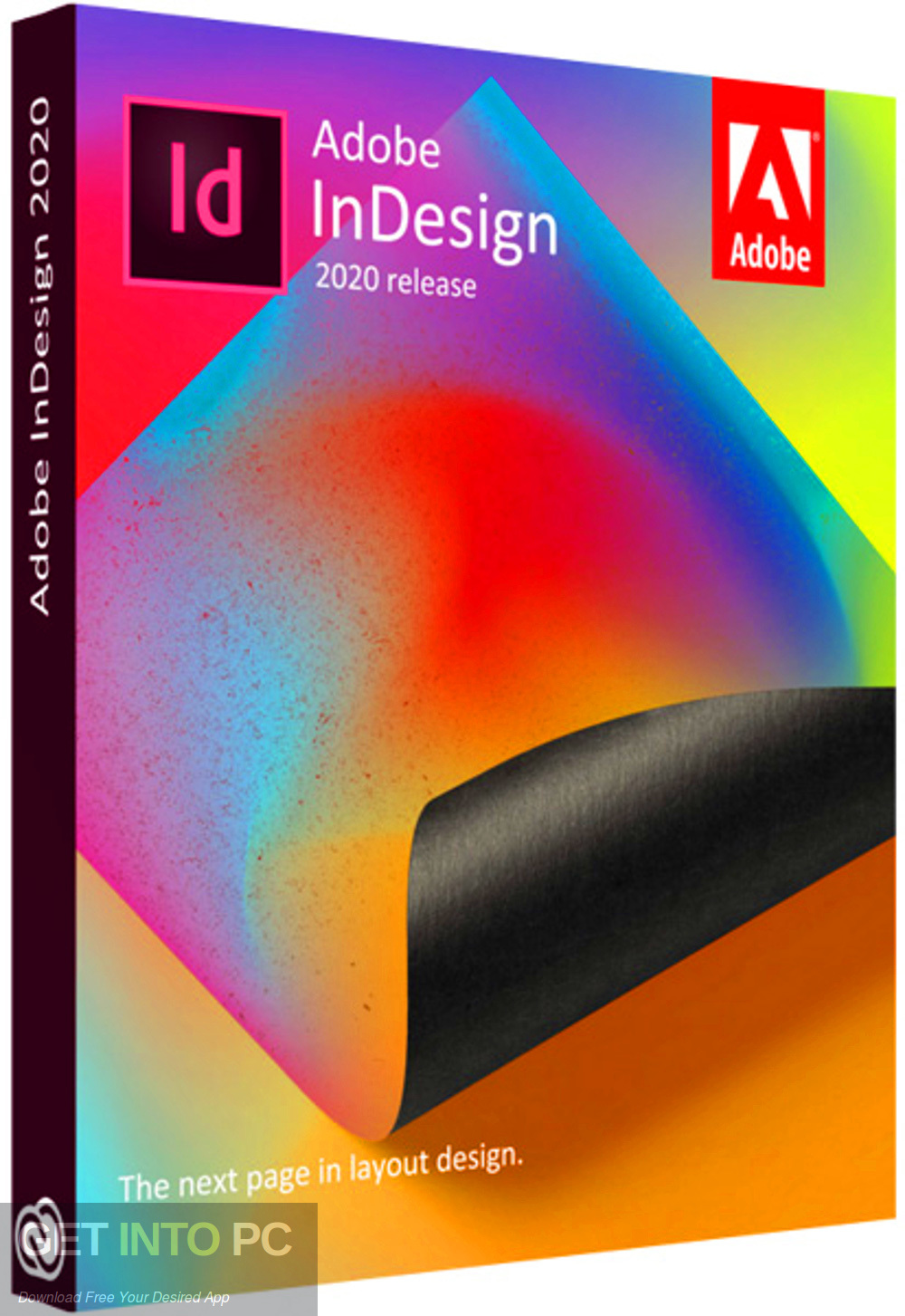 Adobe InDesign 2020 Free Download-GetintoPC.com