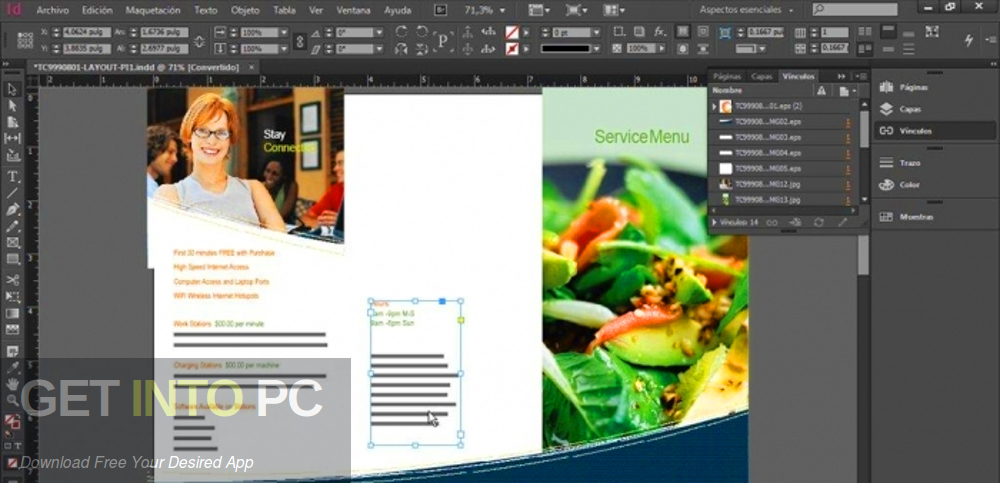 Adobe InDesign 2021 Offline Installer Download