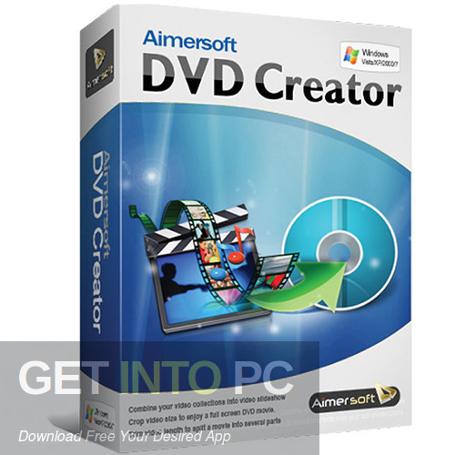 Aimersoft DVD Creator Free Download-GetintoPC.com