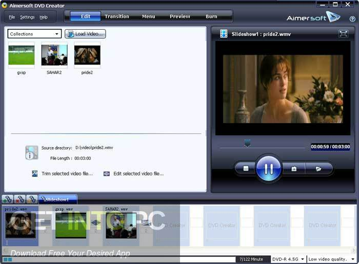 Aimersoft DVD Creator Latest Version Download-GetintoPC.com