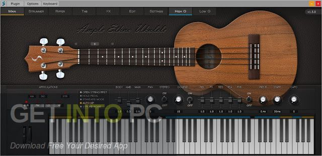 Ample Sound - Ample Ethno Ukulele III Offline Installer Download-GetintoPC.com