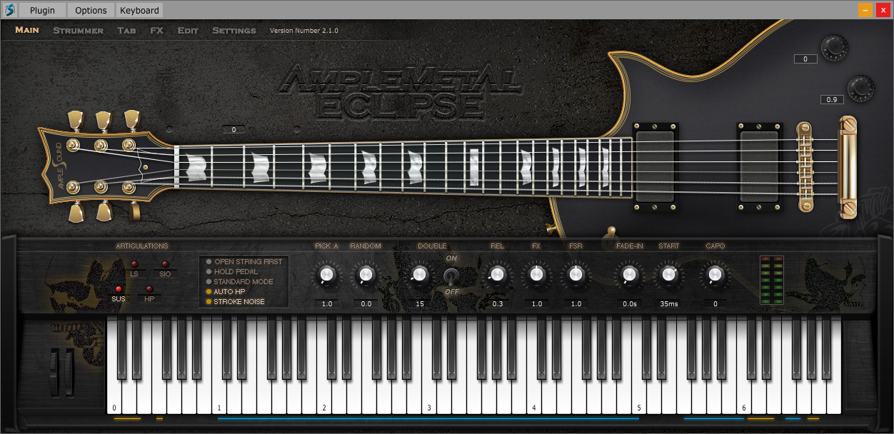 Ample Sound - Ample Metal Eclipse II Offline Installer Download