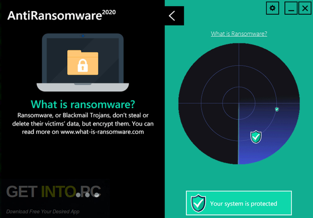 AntiRansomware 2020 Latest Version Download-GetintoPC.com