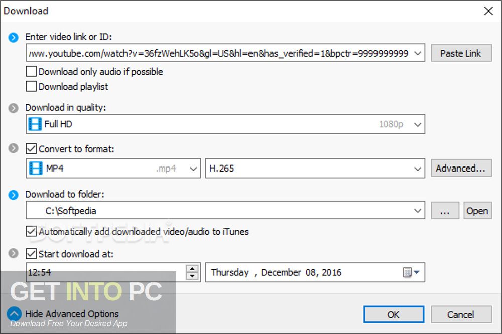 Any Video Downloader Pro Latest version Download-GetintoPC.com
