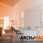 Download Archipack Addon for Blender