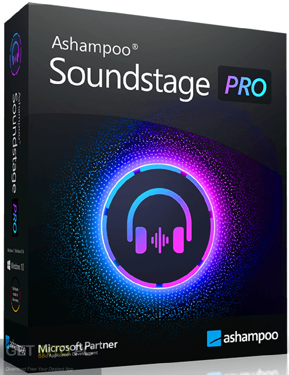 Ashampoo Soundstage Pro Free Download-GetintoPC.com