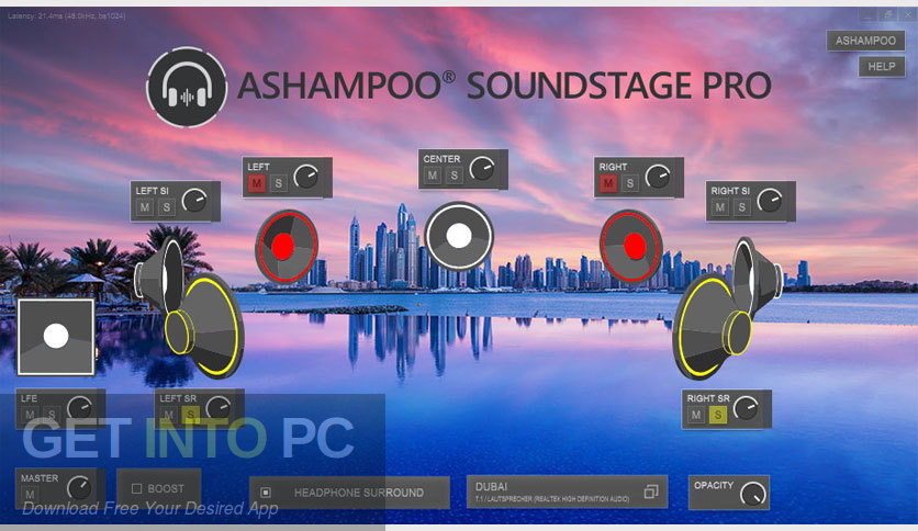 Ashampoo Soundstage Pro 2020 Direct Link Download
