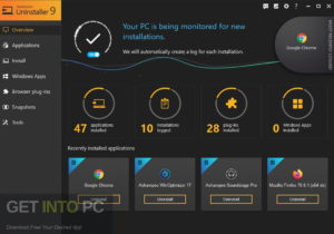 Ashampoo UnInstaller 2020 Free Download-GetintoPC.com