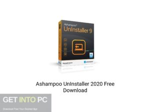 Ashampoo UnInstaller 2020 Latest Version Download-GetintoPC.com