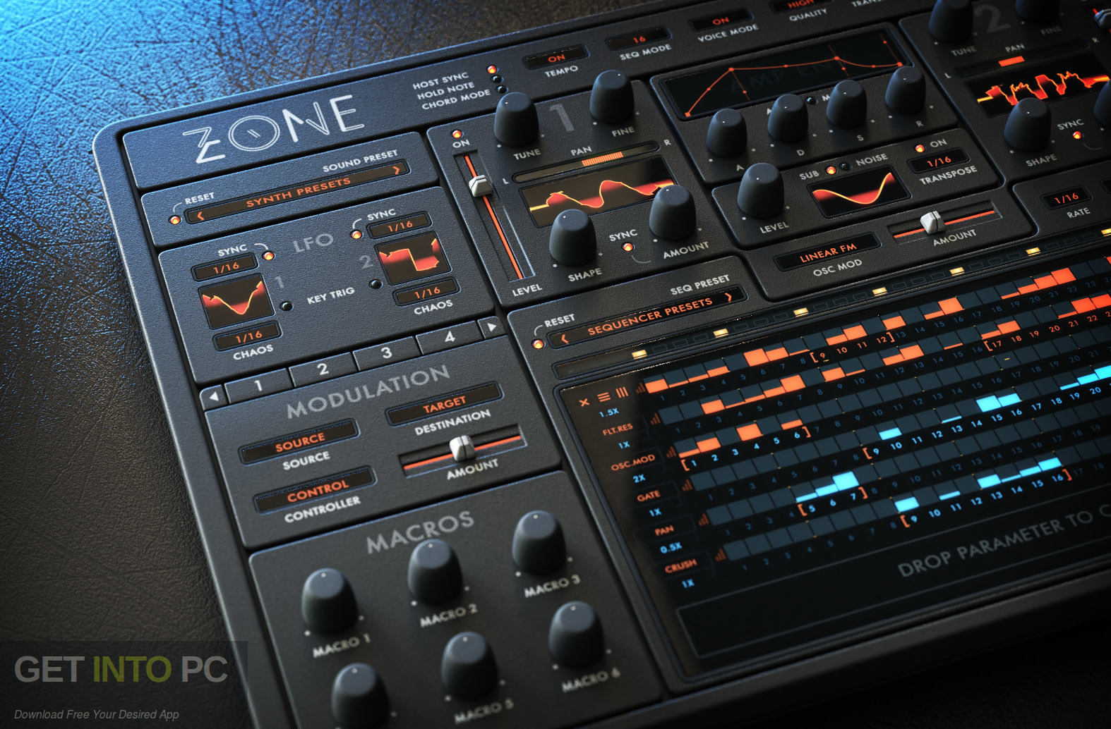 Audiaire - Zone VST Free Download-GetintoPC.com