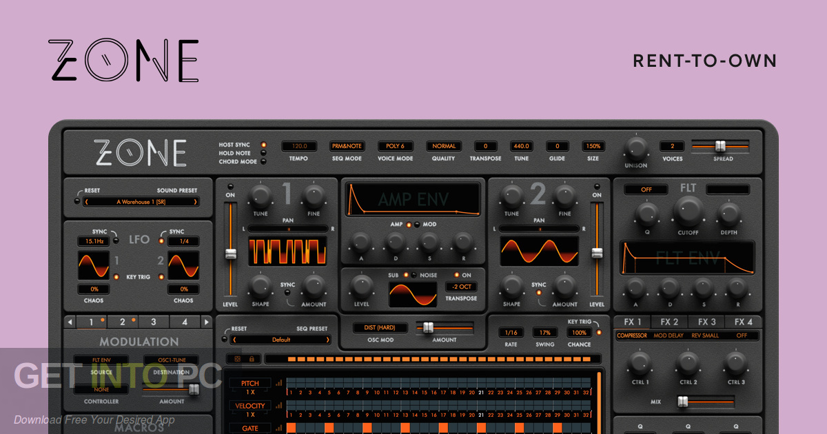 Audiaire - Zone VST Latest Version Download-GetintoPC.com