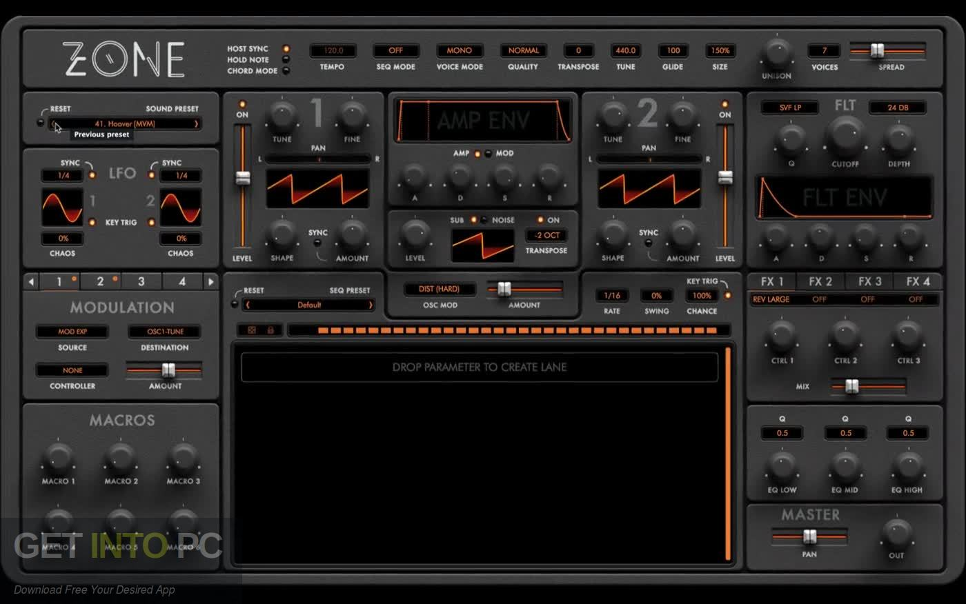 Audiaire - Zone VST Offline Instaler Download-GetintoPC.com