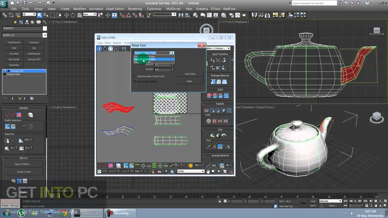 Autodesk 3ds Max 2012 Latest Version Download-GetintoPC.com
