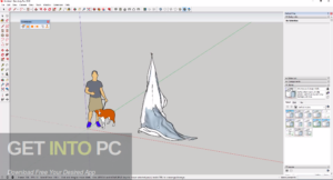 ClothWorks For Sketchup 2019 Free Download-GetintoPC.com