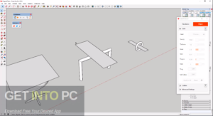 ClothWorks For Sketchup 2019 Offline Installer Download-GetintoPC.com