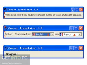 Cursor Translator Offline Installer Download-GetintoPC.com