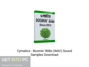 Cymatics - Boomin '808s (WAV) Sound Samples Latest Version Download-GetintoPC.com