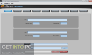 DTS HD Master Audio Suite Encoder Offline Installer Download-GetintoPC.com
