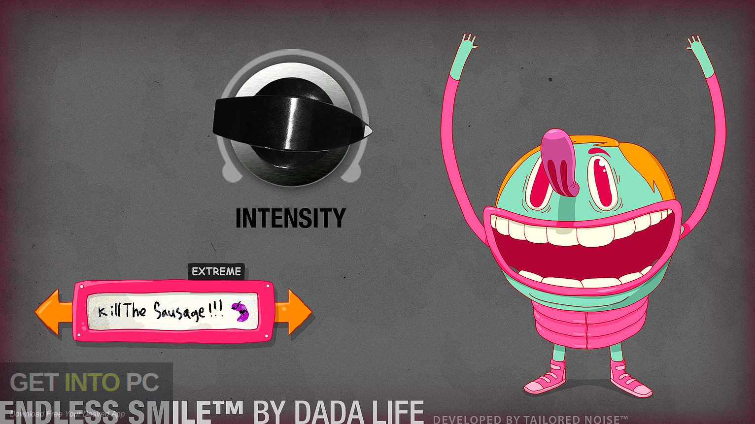 Dada Life - Endless Smile Sausage Fattener VST Offline Installer Download-GetintoPC.com