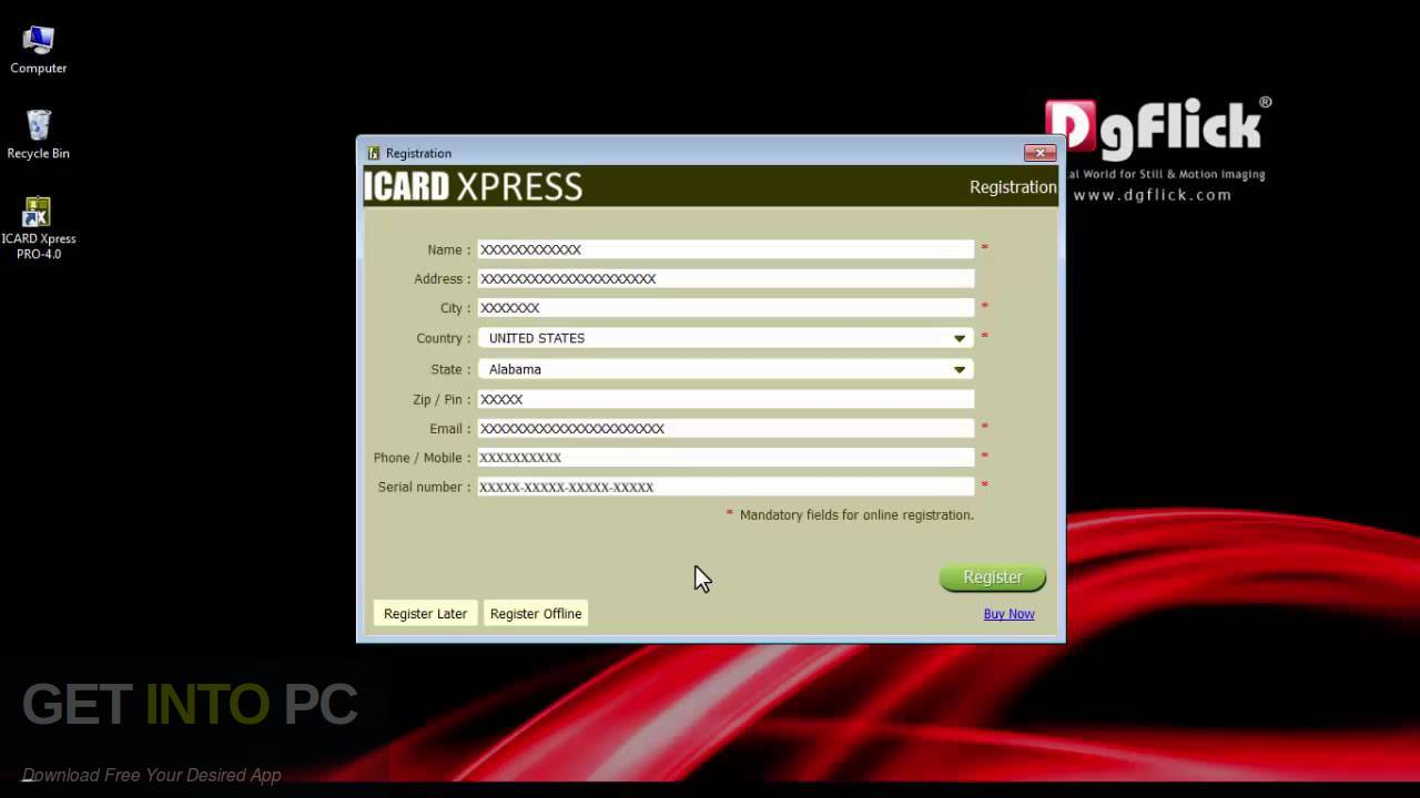 DgFlick ICARD Xpress PRO Offline Installer Download-GetintoPC.com