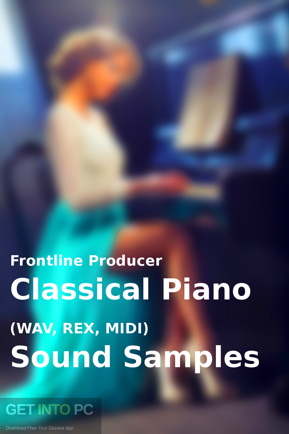 Frontline Producer - Classical Piano (WAV, REX, MIDI) Sound Samples Offline Installer Download-GetintoPC.com
