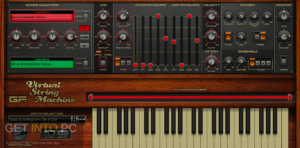 Gforce Virtual String Machine VST + Expansion Direct Link Download-GetintoPC.com
