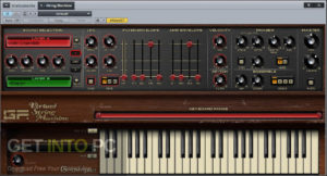 Gforce Virtual String Machine VST + Expansion Free Download-GetintoPC.com