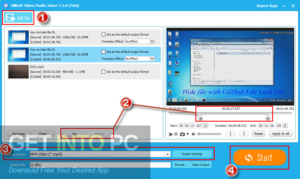 GiliSoft Video Editor Direct Link Download-GetintoPC.com