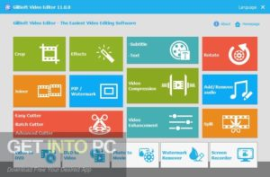 GiliSoft Video Editor Free Download-GetintoPC.com
