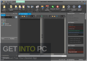 IDM UltraCompare Professional 20 Free Download-GetintoPC.com